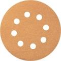 Smirdex 820 kruhový výsek 125mm 8dier P150